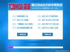 (toshiba东芝)Ghost Win10 TH2  64位 专业版 2016