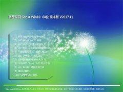 番茄花园Ghost Win10 X64 万能纯净版2017v11(完美激活)