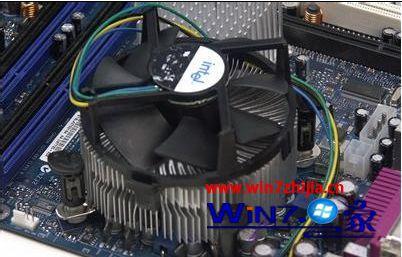 win10系统台式电脑风扇
