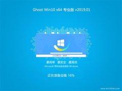 大番茄Ghost Win10 x64位 稳定专业版 2019v01(激活版)