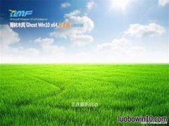 雨林木风Ghost Win10 X64 好用专业版 2019.05(完美激活)