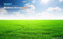 雨林木风Ghost Win10 X64位 特别纯净版V201906(激活版)